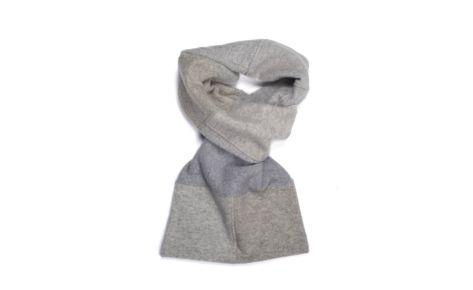 Sciarpa in cashmere patchwork unisex