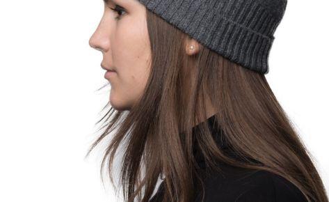 Cappello in puro cashmere Unisex